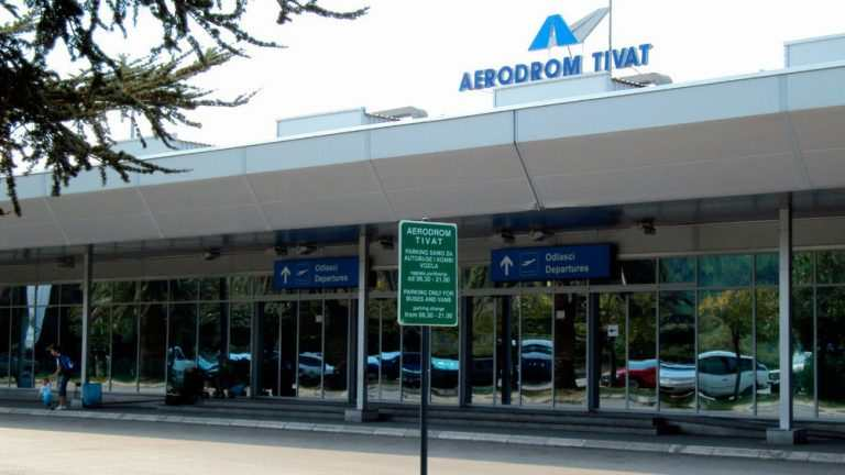 Аэропорт в Баре