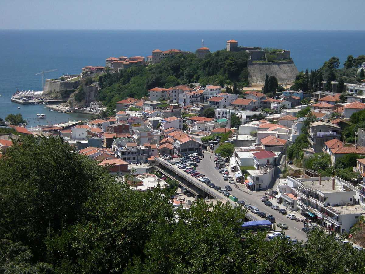 Ulcinj Montenegro - Как добраться из Ульциня в другие города Черногории
