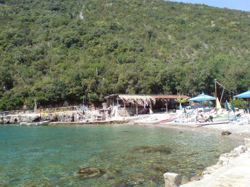 пляж добреч черногория