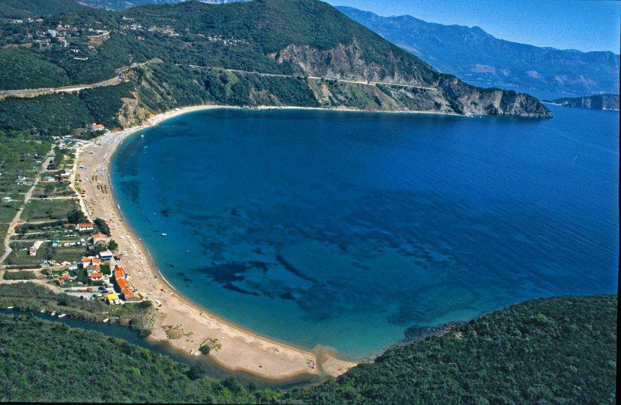 jaz-пляж Черногория