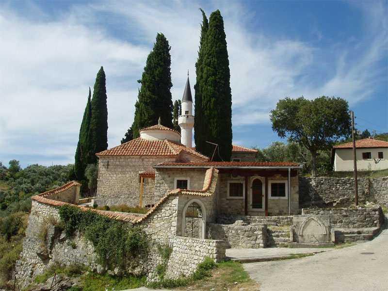 mosque omerbasica - Мечеть Омербашича в Баре