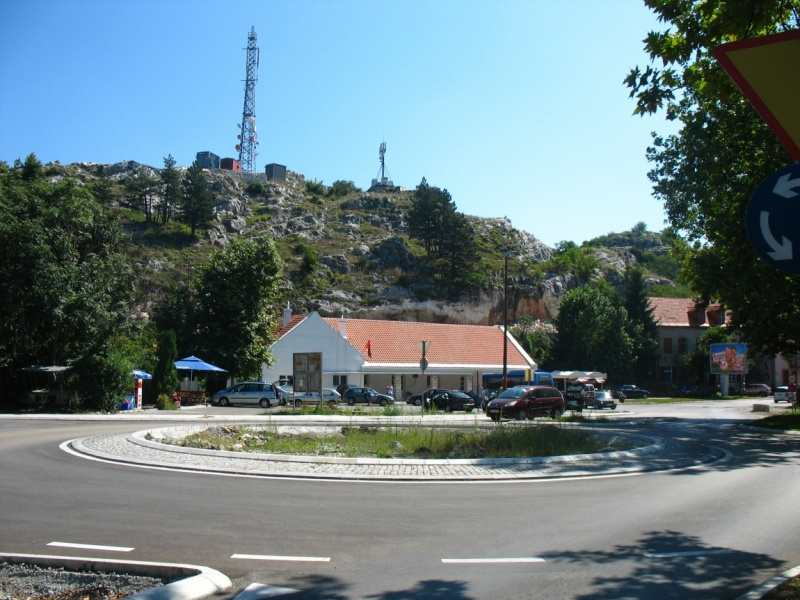 Как добраться из Цетинье в другие города Черногории