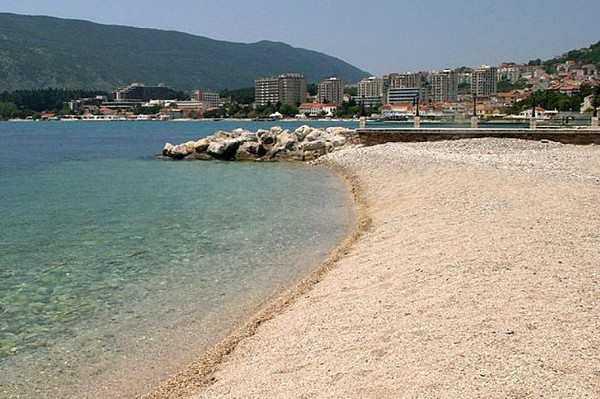 пляж Суторина Черногория