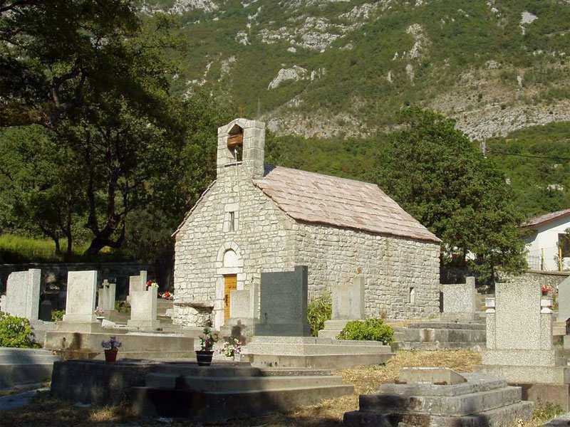 st tekla church 1 - Церковь Святой Феклы в Сутоморе
