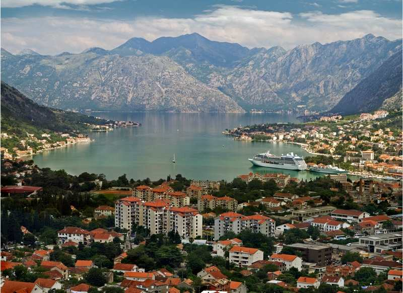 tsetine v chernogorii - Как добраться из Котора в другие города Черногории