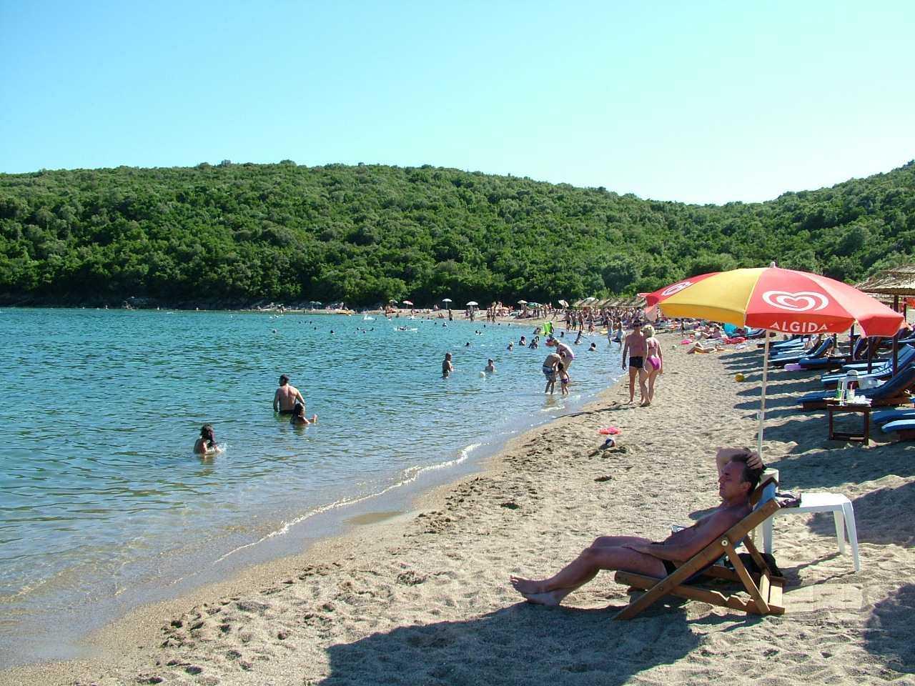 Яз пляж